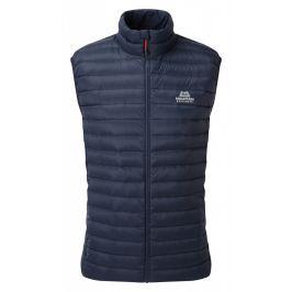 Pánská vesta Mountain Equipment Frostline Vest Velikost: S / Barva: tmavě modrá