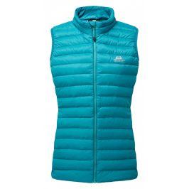 Dámská vesta Mountain Equipment Frostline Wmns Vest Velikost: XS (8) / Barva: světle modrá