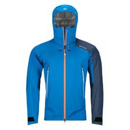 Pánská bunda Ortovox Westalpen 3L Light Jacket M Velikost: M / Barva: modrá