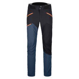 Pánské kalhoty Ortovox Westalpen Softshell Pants M Velikost: L / Barva: černá