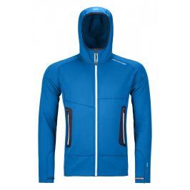 Pánská mikina Ortovox Fleece Light Hoody Velikost: M / Barva: světle modrá