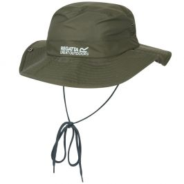 Klobouk Regatta Hiking Hat WR Barva: zelená