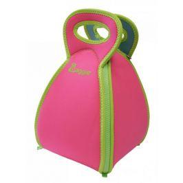 Termoizolační taška Baggie Barva: růžová/modrá