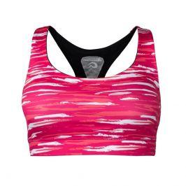 Sportovní podprsenka Northfinder Celine Velikost podprsenky: L / Barva: růžová