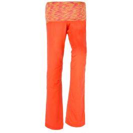 Dámské kalhoty Kilpi Rotorua-W Velikost: L (40) / Barva: oranžová
