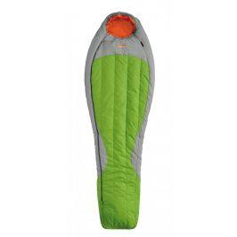 Spacák Pinguin Spirit Barva: zelená / Zip: Pravý / Velikost spacáku: 195cm