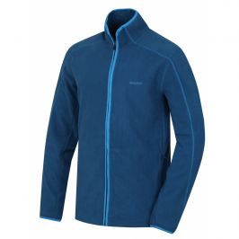 Pánská mikina Husky Ander Zip M Velikost: M / Barva: modrá