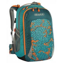 Batoh Boll Smart 22 - Artwork Collection Barva: modrá/oranžová