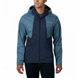 Pánská bunda Columbia Inner Limits II Jacket Velikost: M / Barva: tmavě modrá
