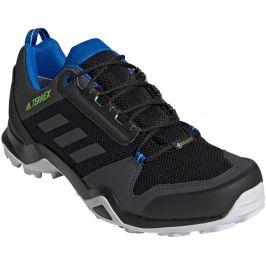 Pánské boty Adidas Terrex AX3 GTX Velikost bot (EU): 42 / Barva: černá/modrá
