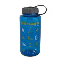 Láhev Pinguin Tritan Fat Bottle 1000 ml Barva: modrá