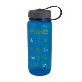 Láhev Pinguin Tritan Slim Bottle 0,65 l Barva: modrá