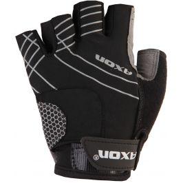 Cyklorukavice Axon 195 Velikost: XL / Barva: černá