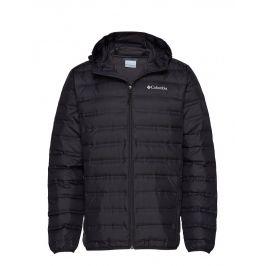Pánská bunda Columbia Lake 22 Down Hdd Jacket Velikost: L / Barva: černá