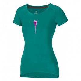 Dámské triko Ocún Raglan T Velikost: M / Barva: modrá