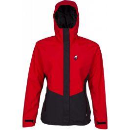 Dámská bunda High Point Revol Lady Jacket Velikost: S / Barva: červená/černá