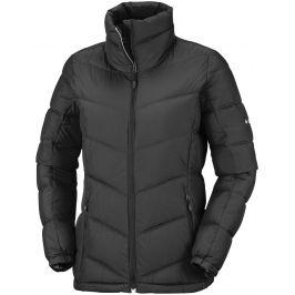 Dámská bunda Columbia Pike Lake Jacket Velikost: S / Barva: černá