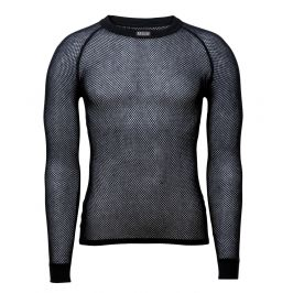 Brynje of Norway Pánské funkční triko Brynje Super Thermo Shirt Velikost: XXL / Barva: černá