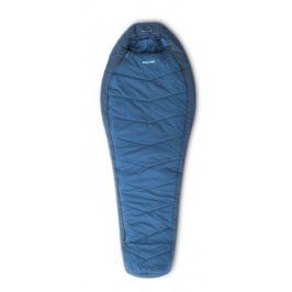 Spacák Pinguin Comfort 185 cm Zip: Levý / Barva: modrá