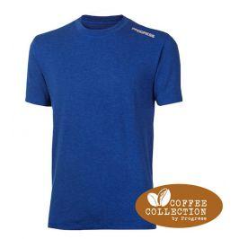 Pánské funkční triko Progress CC TKR 46CA Velikost: M / Barva: modrá