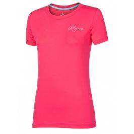 Dámské triko Progress TR Prima 23OW Velikost: S / Barva: růžová