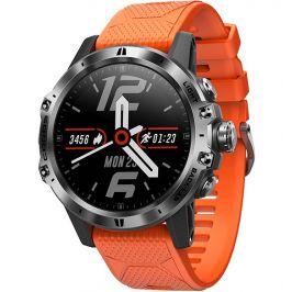 Hodinky Coros Vertix GPS Adventure Watch Barva: stříbrná/oranžová