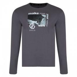 Pánské triko Dare 2b Industry Tee Velikost: L / Barva: šedá