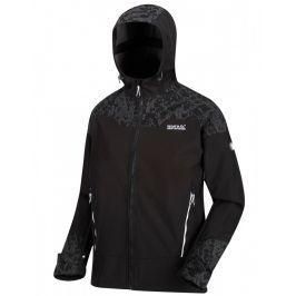 Pánská bunda Regatta Hewitts V Velikost: XL / Barva: černá