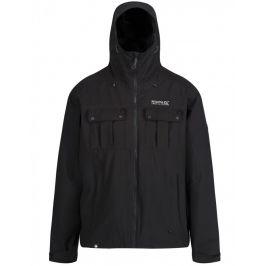 Pánská bunda Regatta Tarnel Velikost: XL / Barva: černá