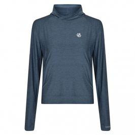 Dámské triko Dare 2b Sprint Cty Hoodie Velikost: M / Barva: šedá