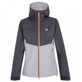 Dámská bunda Dare 2b Sierra Jacket Velikost: L / Barva: šedá