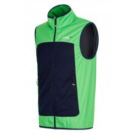 Pánská mikina Regatta Lankin B/W Velikost: XXXL / Barva: modrá/zelená