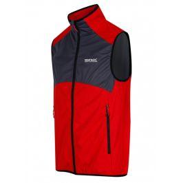 Pánská vesta Regatta Lankin B/W II Velikost: L / Barva: červená