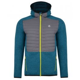 Pánský flísový svetr Dare 2b Galore Sweater Velikost: XL / Barva: modrá