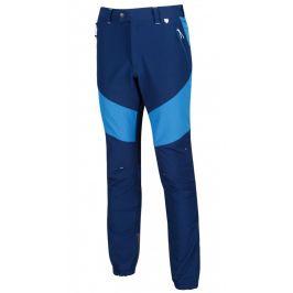 Pánské kalhoty Regatta Mountain Trs Velikost: L/XL / Barva: modrá
