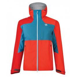 Pánská bunda Dare 2b Ultimate Peak Jkt Velikost: L / Barva: červená