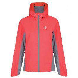 Dámská bunda Dare 2b Surround Jacket Velikost: XS / Barva: růžová