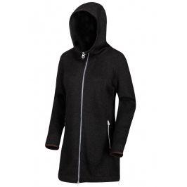Dámská fleecová bunda Regatta Renata Velikost: XS / Barva: černá