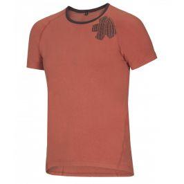 Pánské triko Ocún Bamboo T Velikost: S / Barva: oranžová