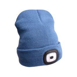 Čepice s čelovkou Extol Light Barva: modrá