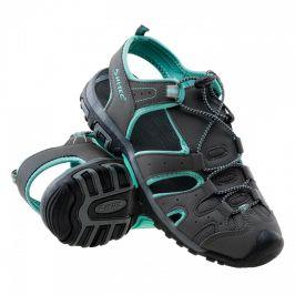 Dámské sandály Hi-Tec Merito Wo's Velikost bot (EU): 40 / Barva: šedá/modrá