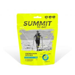 Summit to Eat Kuře Fajita s rýží Big Pack 213g