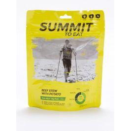 Summit to Eat Dušené hovězí s bramborem Big Pack 190g