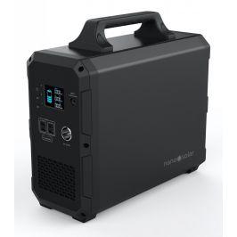 Nabíjecí stanice Nano Solar Compactor 1500 Barva: černá