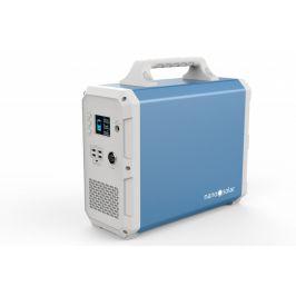 Nabíjecí stanice Nano Solar Compactor 1800 Barva: modrá