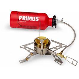 Vařič Primus OmniFuel II w. Bottle & Pouch Barva: šedá