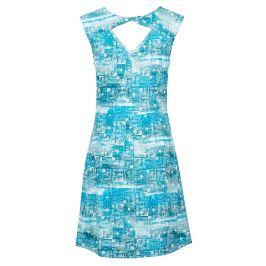 Šaty Marmot Wm's Annabell Dress Velikost: XL / Barva: modrá
