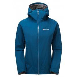 Dámská bunda Montane Women's Pac Plus Jacket Velikost: XS / Barva: modrá