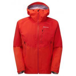 Pánská bunda Montane Ajax Jacket Velikost: M / Barva: oranžová