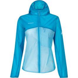 Dámská bunda Mammut Convey WB Hooded Jacket Women Velikost: M / Barva: modrá